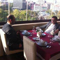 Ankyra Hotel Турция, Анкара - отзывы, цены и фото номеров - забронировать отель Ankyra Hotel онлайн балкон