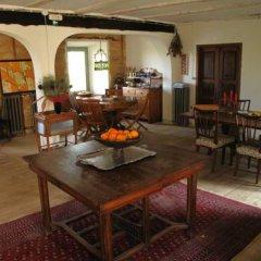 Отель Casa Rural Viejo Molino Cela питание