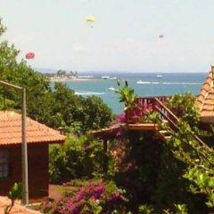 Отель Mine Pansiyon пляж