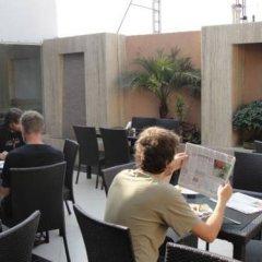 Отель Chanchal Deluxe Индия, Нью-Дели - отзывы, цены и фото номеров - забронировать отель Chanchal Deluxe онлайн интерьер отеля фото 3