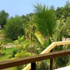 Отель Mangrove Villa Шри-Ланка, Бентота - отзывы, цены и фото номеров - забронировать отель Mangrove Villa онлайн балкон