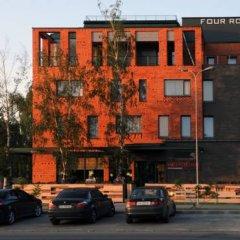 Гостиница Villa Four Rooms парковка