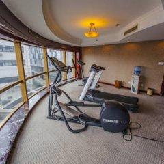 Отель SALVO Шанхай фитнесс-зал фото 2