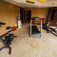 Отель SALVO Шанхай фитнесс-зал фото 3