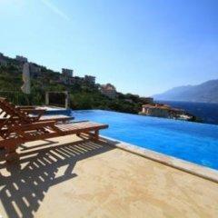 Villa Nane Турция, Патара - отзывы, цены и фото номеров - забронировать отель Villa Nane онлайн бассейн