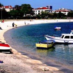 Day Aparts Hotel пляж фото 2