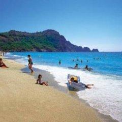 Aroma Hotel пляж фото 2