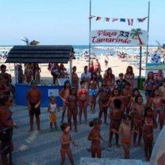 Отель CANASTA Римини пляж фото 2
