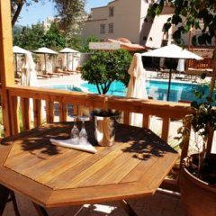 Asfiya Sea View Hotel Турция, Калкан - отзывы, цены и фото номеров - забронировать отель Asfiya Sea View Hotel онлайн балкон