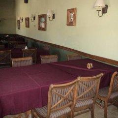 Отель Cabañas Montebello Inn питание