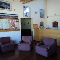 Отель Cabañas Montebello Inn интерьер отеля