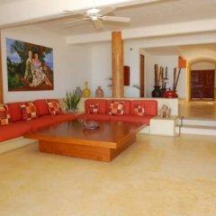 Отель Villa Puesta del Sol Мексика, Коакоюл - отзывы, цены и фото номеров - забронировать отель Villa Puesta del Sol онлайн интерьер отеля фото 2