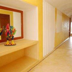 Отель Villa Puesta del Sol Мексика, Коакоюл - отзывы, цены и фото номеров - забронировать отель Villa Puesta del Sol онлайн интерьер отеля фото 3
