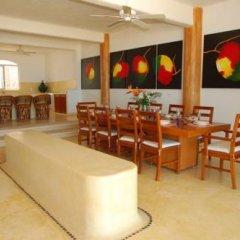 Отель Villa Puesta del Sol Мексика, Коакоюл - отзывы, цены и фото номеров - забронировать отель Villa Puesta del Sol онлайн питание