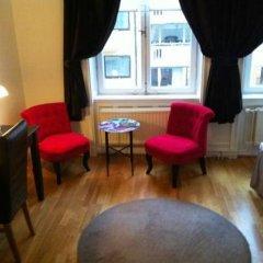Отель Parlan Hotell комната для гостей фото 5