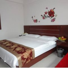 Отель Xi'an Haojia Apartment Китай, Сиань - отзывы, цены и фото номеров - забронировать отель Xi'an Haojia Apartment онлайн комната для гостей фото 2