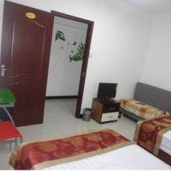 Отель Xi'an Haojia Apartment Китай, Сиань - отзывы, цены и фото номеров - забронировать отель Xi'an Haojia Apartment онлайн комната для гостей фото 5