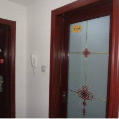 Отель Xi'an Haojia Apartment Китай, Сиань - отзывы, цены и фото номеров - забронировать отель Xi'an Haojia Apartment онлайн ванная