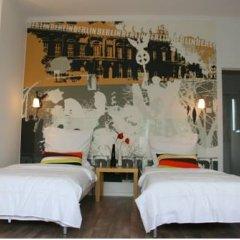 Отель Apartcity-Serviced Apartments Hotel Германия, Берлин - отзывы, цены и фото номеров - забронировать отель Apartcity-Serviced Apartments Hotel онлайн комната для гостей фото 4