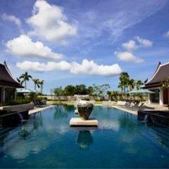 Отель Manathai Villa Sylvia, Pattaya бассейн фото 2