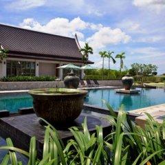 Отель Manathai Villa Sylvia, Pattaya бассейн