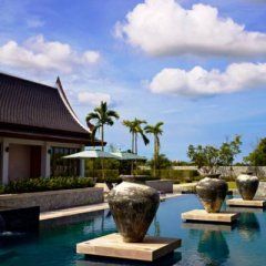 Отель Manathai Villa Sylvia, Pattaya бассейн фото 3