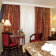 Гостиница Shakhtar Plaza Украина, Донецк - 4 отзыва об отеле, цены и фото номеров - забронировать гостиницу Shakhtar Plaza онлайн удобства в номере фото 2