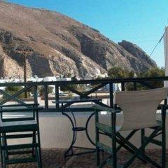 Отель Studios Irineos Греция, Остров Санторини - отзывы, цены и фото номеров - забронировать отель Studios Irineos онлайн балкон