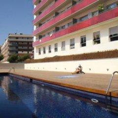 Отель Diagonal Mar Apartments Испания, Барселона - отзывы, цены и фото номеров - забронировать отель Diagonal Mar Apartments онлайн бассейн