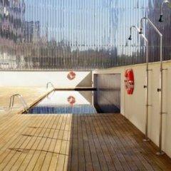 Отель Diagonal Mar Apartments Испания, Барселона - отзывы, цены и фото номеров - забронировать отель Diagonal Mar Apartments онлайн бассейн фото 2