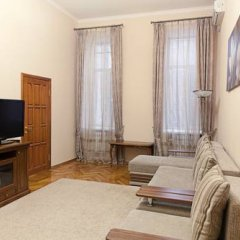 Апартаменты Apartments Kvartirkino комната для гостей фото 3