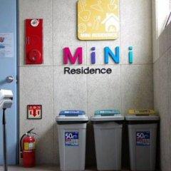 Отель MiNi Residence банкомат