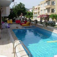 Отель Selenya Apart бассейн