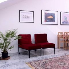 Отель Vienna Art Apartments - Penthouse Австрия, Вена - отзывы, цены и фото номеров - забронировать отель Vienna Art Apartments - Penthouse онлайн интерьер отеля фото 3