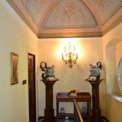 Отель Villa D'Albertis Генуя интерьер отеля