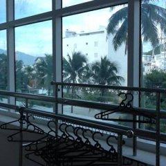 Апартаменты Seaview apartment Uplaza Нячанг фитнесс-зал