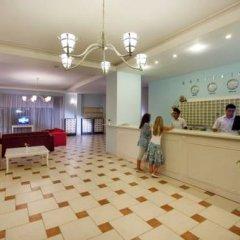 Larissa Blue Hotel интерьер отеля