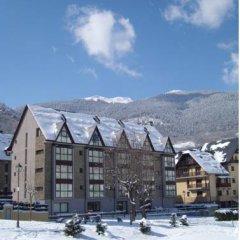 Отель Aparthotel La Vall Blanca