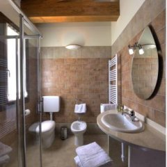 Отель Olistella Палаццоло-делло-Стелла ванная фото 2