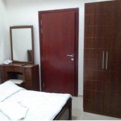 Al Hilli Hotel Apartments сейф в номере