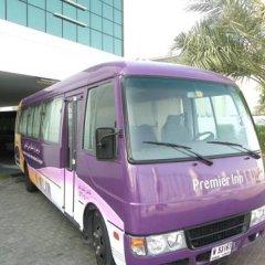 Отель Premier Inn Abu Dhabi Capital Centre городской автобус