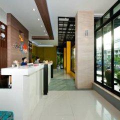 Отель Blue Sky Patong спа