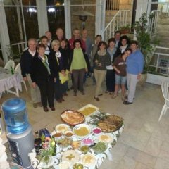 Отель House 57 Иерусалим помещение для мероприятий фото 2