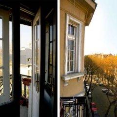Отель Last Minute Budapest балкон