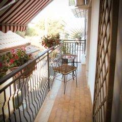 Отель Tanos b&b Джардини Наксос балкон