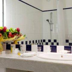 Отель Novotel Cannes Montfleury Франция, Канны - отзывы, цены и фото номеров - забронировать отель Novotel Cannes Montfleury онлайн ванная фото 2