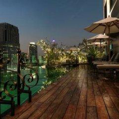 Отель Muse Bangkok Langsuan - Mgallery Collection Бангкок приотельная территория фото 2