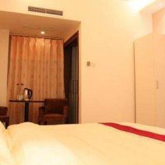 Отель Chengdu Lemon Inn комната для гостей фото 3