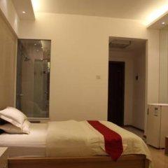 Отель Chengdu Lemon Inn комната для гостей фото 2