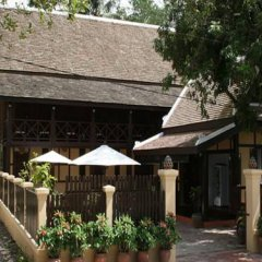 Отель Villa Lao Wooden House фото 2